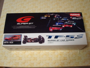 京商 TF-5S SUPER GT CAR SERIES